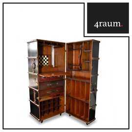 Authentic Models Stateroom Bar, schwarz