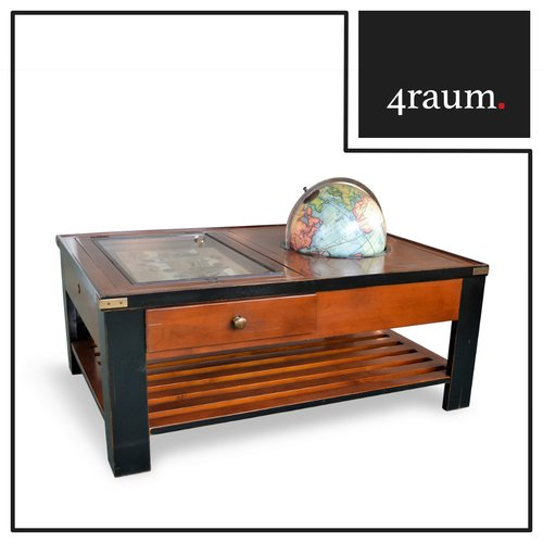 Authentic Models Gallery Globe Table Couchtisch