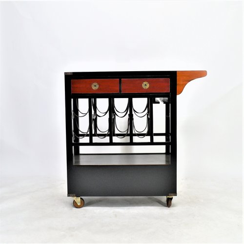 Authentic Models Bar Trolley