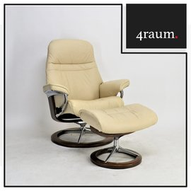 Ekornes Stressless Sunrise (M) Signature mit Hocker